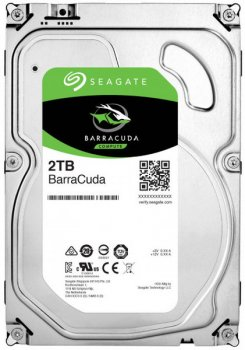 Жорстку диск Seagate BarraCuda HDD 2TB 7200rpm 256MB ST2000DM008 3.5 SATA III