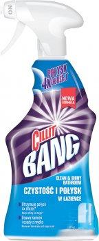 Очисний засіб Cillit Bang Чистота та блиск ванної кімнати 750 мл (5900627081152)