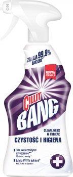 Засіб від цвілі Cillit Bang Антіпятна + Гігієна 750 мл (5011417561706/5900627042542)