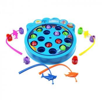 Настільна гра Spin Master Весела рибалка Акулятко зі звуком (SM98269 / 6054916)
