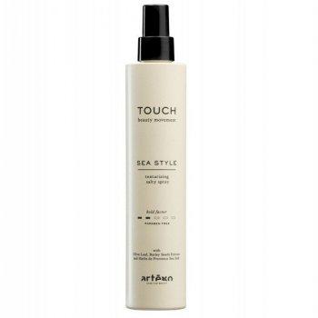 Спрей з кристалами морської солі для укладання волосся Artego Touch Sea Style 250 мл