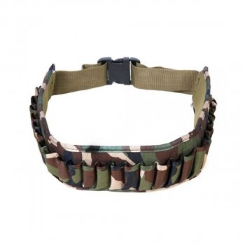 Ремінь-патронташ Shotgun Shell Belt De Luxe Woodland (VO241291)