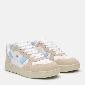 Кеди British Knights Raww B47-3617-01 White/Blue/Peach
