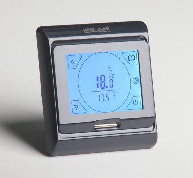 Терморегулятор Heat Plus M9.716 Чёрный (M9716B)
