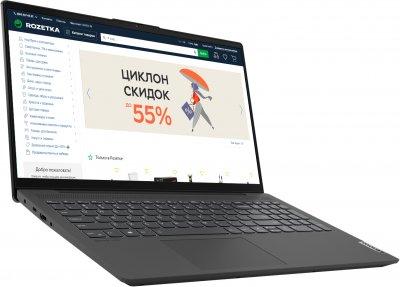 Ноутбук Lenovo IdeaPad 5 15ARE05 (81YQ00JARA) Graphite Grey