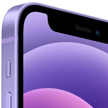 Мобильный телефон Apple iPhone 12 mini 64GB Purple Официальная гарантия