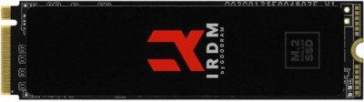Твердотільний диск SSD M. 2 256GB Goodram IRDM PCIe Gen 3x4 3D NAND (IR-SSDPR-P34B-256-80)