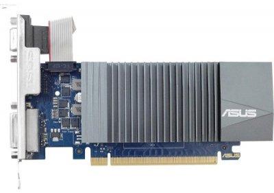 Відеокарта Asus GeForce GT 710 2GB GDDR5 шина пам'яті 64біт, Silent, low profile