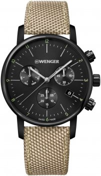Чоловічий годинник Wenger Urban Classic W01.1743.117