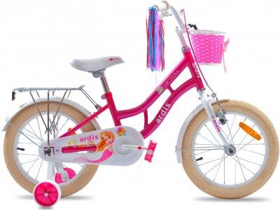 """Двухколесный велосипед Ardis Marmaid 16"""" Розовый (04225/П)"""