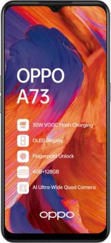 Oppo A73 4/128GB Dual Sim Navy Blue