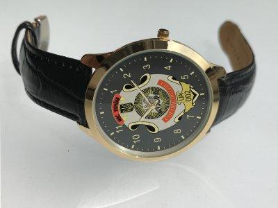 Часы наручные МВД спецподразделение КОБРА подарок полицейскому, Гравировка индивидуальная, Полиция Украины