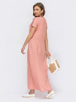 Платье Dressa 53774 Розовое