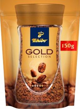 Кофе растворимый Tchibo Gold Selection 150 г (4046234821314)