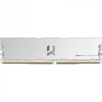 Модуль памяти для компьютера DDR4 16GB (2x8GB) 4000 MHz IRDM PRO White GOODRAM (IRP-W4000D4V64L18S/16GDC)