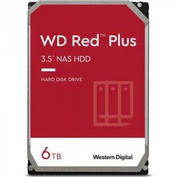 """Жорсткий диск 3.5"""" 6TB WD (WD60EFZX)"""