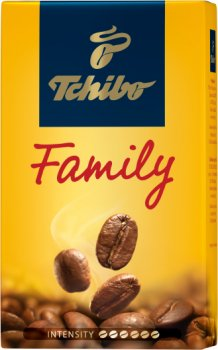 Кофе молотый Tchibo Family 275 г (4046234298550)