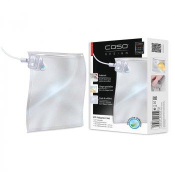 Пакеты к аппарату для упаковки CASO ZIP-Adapter-Set (20 шт)