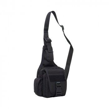 Сумка тактична DANAPER Vega, чорний Black /1514099/