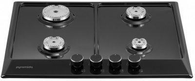 Варочная поверхность газовая PYRAMIDA PFE 644 S BLACK