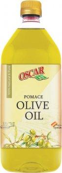 Масло из оливковых выжимок рафинированное с добавлением оливкового масла нерафинированного Oscar foods Pomace 500 мл (8410352009477)