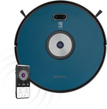 Робот-пылесос POLARIS PVCR 3200 IQ Home Aqua Бирюзовый