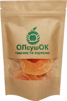 Диня канталупа ОЛсушОК сушена 100 г (4820252920132)
