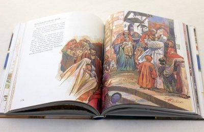 «Біблійні історії для дітей»