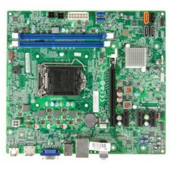 ECS H81H3-EM2 Socket 1150 + Intel Xeon E3-1220 v3 3.1GHz (8MB, Haswell, 80W, S1150) Tray (CM8064601467204)