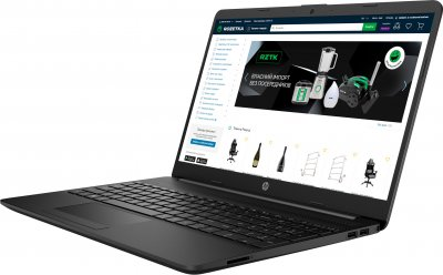 Ноутбук HP Laptop 15-dw3016ua (424A9EA) Jet Black