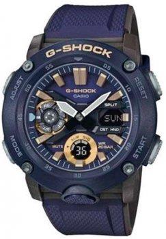 Чоловічий годинник CASIO GA-2000-2AER