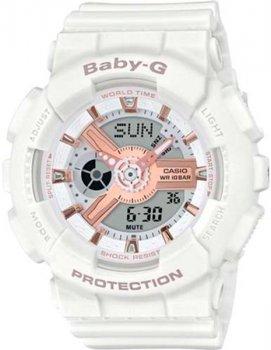 Жіночий годинник CASIO BA-110RG-7AER