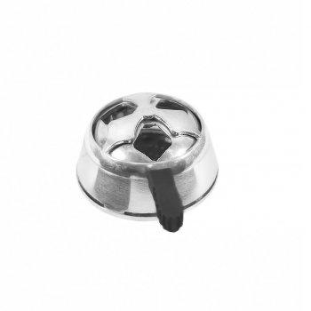 Калауд для кальяну Yoko K048 Silver розпалювання вугілля