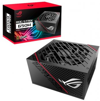 Блок питания ASUS ROG Strix 650W Gold PSU (ROG-STRIX-650G)