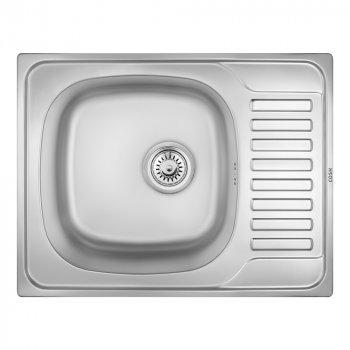 Кухонна мийка Cosh 7202 Polish (COSH7202P08)