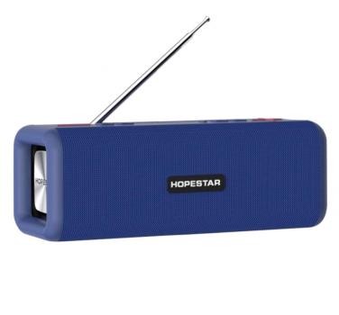 Bluetooth-колонка Hopestar T9 (Синій)