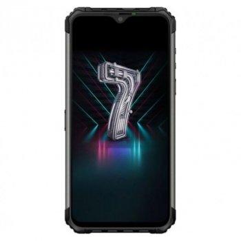 """Мобільний телефон UleFone Armor 7 black 8/128gb IP69K 6.3"""" NFC 5500mAh (1256 zp)"""