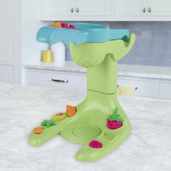 """Набір для творчості з пластиліном """"Улюблені страви"""" JUICE SQUEEZIN PLAYSET E7437 Play-Doh (5010993646821)"""