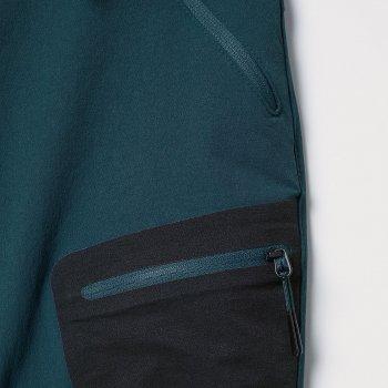 Спортивные штаны H&M Sport 0617280-8 Бирюзовые