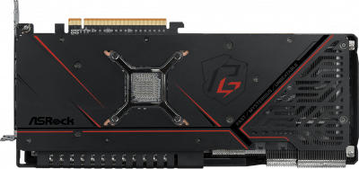 ASRock PCI-Ex Radeon RX 6700 XT Phantom Gaming D 12GB OC 12GB GDDR6 (192bit) (2622/14000) (HDMI, 3 x DisplayPort) (RX6700XT PGD 12GO)