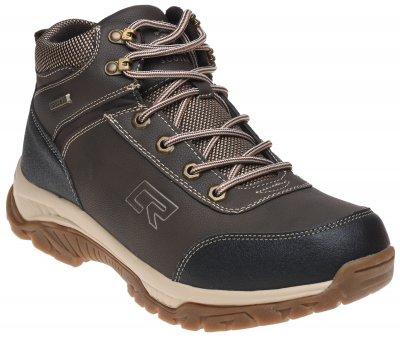 Ботинки Crosby 498537/01-03 Коричневые