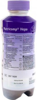 Энтеральное питание B. Braun Nutricomp Гепа 500 мл Шоколад (3571670)