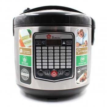Мультиварка Domotec MS 7725 5 л, 45 режимів приготування