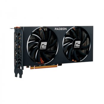 Відеокарта AMD Radeon RX 6700 XT 12GB GDDR6 Fighter PowerColor (AXRX 6700XT 12GBD6-3DH)