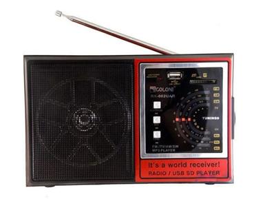 Радіоприймач Golon RX-002UAR