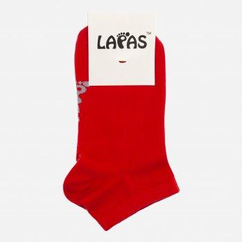Носки Lapas короткие 1P-220-RED Красные M