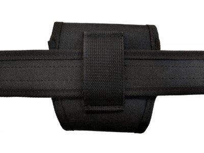 Чохол для наручників БР-М-92 закритий (Oxford, чорний)