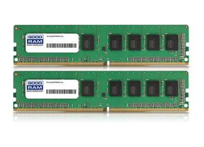 Модуль памяти DDR4 2x16GB/2666 GOODRAM (GR2666D464L19/32GDC)