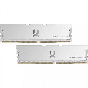 Модуль памяти DDR4 2x8GB/4000 Goodram Iridium Pro Hollow White (IRP-W4000D4V64L18S/16GDC)