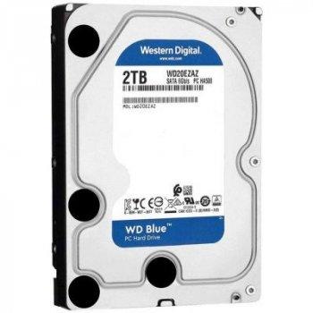 """Жорстку диск 3.5"""" 2TB WD (WD20EZAZ)"""